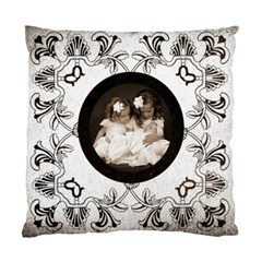 Art Nouveau Oreo Cookiw Cushion Case 2 By Catvinnat   Standard Cushion Case (two Sides)   07pend30gzs2   Www Artscow Com Back