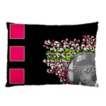 Pink/Green Pillow - Pillow Case