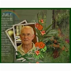 Kathy s Calendar By Linda Ward   Wall Calendar 11  X 8 5  (12 Months)   Pmz8h85631vz   Www Artscow Com Month