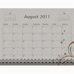 Kathy s Calendar By Linda Ward   Wall Calendar 11  X 8 5  (12 Months)   Pmz8h85631vz   Www Artscow Com Aug 2011