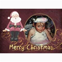 Christmas2 7x5 Lil By Lillyskite   5  X 7  Photo Cards   Bvqltl2p0t64   Www Artscow Com 7 x5 Photo Card - 5