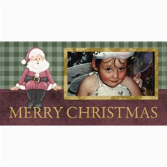 Christmas 8x4   Lil1 By Lillyskite   4  X 8  Photo Cards   Npmrzkdr5u0s   Www Artscow Com 8 x4 Photo Card - 1
