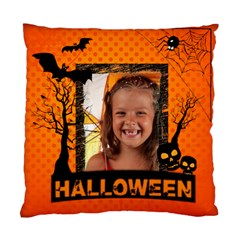 Halloween By Joely   Standard Cushion Case (two Sides)   Ikunq2fql4ww   Www Artscow Com Front