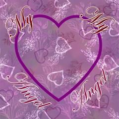 I Heart You Mix Match Magic Cube By Ellan   Magic Photo Cube   S8kvb8bfwm89   Www Artscow Com Side 3