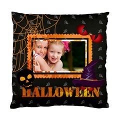 Halloween By Joely   Standard Cushion Case (two Sides)   Z3pbl6w7g4i4   Www Artscow Com Front