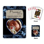 Precious Playing cards - Playing Cards Single Design