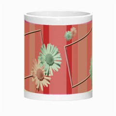 Pink Flowers Luminous Mug By Add In Goodness And Kindness   Night Luminous Mug   Xssoz3tm9sv4   Www Artscow Com Center