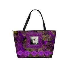 New Year Shoulder Bag3 By Joan T   Classic Shoulder Handbag   Twztivgcpljk   Www Artscow Com Back