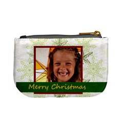 Xmas By Joely   Mini Coin Purse   Wa9hy1r1supn   Www Artscow Com Back