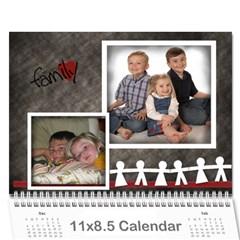 12mth Calendar By Terri Spears   Wall Calendar 11  X 8 5  (12 Months)   3114or3zaa0c   Www Artscow Com Cover