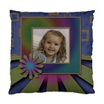 Funky Pillow - Standard Cushion Case (One Side)
