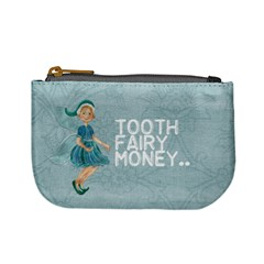 Tooth Fairy Money By Lillyskite   Mini Coin Purse   Wddszif0nplt   Www Artscow Com Front