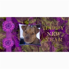 New Year 4x8 Card 3 By Joan T   4  X 8  Photo Cards   N0stzqa46up4   Www Artscow Com 8 x4 Photo Card - 2