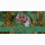 New Year 4x8 Card 4 - 4  x 8  Photo Cards
