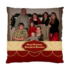 From The Grandkids 2 Sided Cushion Case By Klh   Standard Cushion Case (two Sides)   Svk8mku1ved4   Www Artscow Com Front