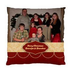 From The Grandkids 2 Sided Cushion Case By Klh   Standard Cushion Case (two Sides)   Svk8mku1ved4   Www Artscow Com Back