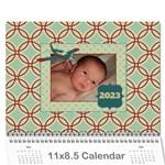 2015 Airplane 12 Month Calendar - Wall Calendar 11  x 8.5  (12-Months)