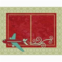 2015 Airplane 12 Month Calendar By Klh   Wall Calendar 11  X 8 5  (12 Months)   4kdt9q4aiwwm   Www Artscow Com Month