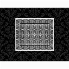 2015 Black & White 12 Month Calendar By Klh   Wall Calendar 11  X 8 5  (12 Months)   5k1qjav2p8wa   Www Artscow Com Month
