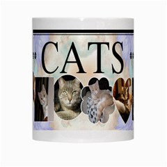 My Cats Mug By Lil    White Mug   Difipf2pfi8x   Www Artscow Com Center