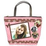 Sage - Bucket bag