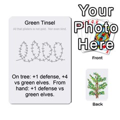 Elfdefense Cards 1 0 By Stephen Tavener   Playing Cards 54 Designs   Wja7rq8rdbjh   Www Artscow Com Front - Diamond10