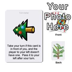 Elfdefense Cards 1 0 By Stephen Tavener   Playing Cards 54 Designs   Wja7rq8rdbjh   Www Artscow Com Front - Joker2