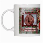Santa Brought Us the BEST Present in 2010 Coffee Mug - White Mug