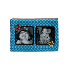 Cosmetic Bag 1 By Martha Meier   Cosmetic Bag (medium)   Dj0mlvo602ox   Www Artscow Com Front