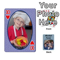 Cards Completed By Dianne Marshall   Playing Cards 54 Designs   Dmrgk9jfs2vr   Www Artscow Com Front - Heart10