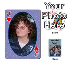 Jack Cards Completed By Dianne Marshall   Playing Cards 54 Designs   Dmrgk9jfs2vr   Www Artscow Com Front - HeartJ