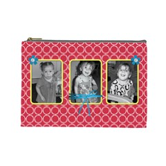 Lg Cosmetic Bag 2 By Martha Meier   Cosmetic Bag (large)   9xw39mhf00ti   Www Artscow Com Front