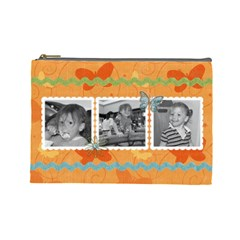 Lg Cosmetic Bag 4 By Martha Meier   Cosmetic Bag (large)   T55n8a45nl4l   Www Artscow Com Front