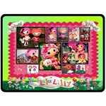 lilly s blanket - Fleece Blanket (Large)