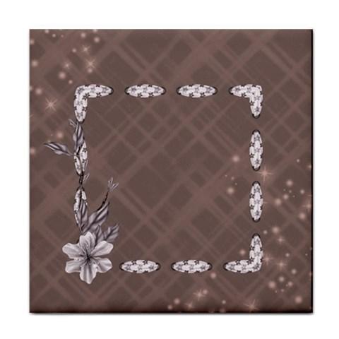 Simply Elegant Coaster By Nolsowski   Tile Coaster   2ohhaekou4hs   Www Artscow Com Front