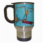You are my sunshine-Mug - Travel Mug (White)