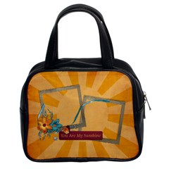 You Are My Sunshine Handbag By Mikki   Classic Handbag (two Sides)   Fr7x75exoy4s   Www Artscow Com Front