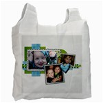 REUSEABLE BAG - Recycle Bag (One Side)