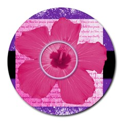 Mouse Pads By Brookieadkins Yahoo Com   Collage Round Mousepad   6eb05csbi3o6   Www Artscow Com 8 x8 Round Mousepad - 2