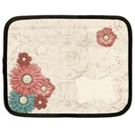 Floral laptop case-L - Netbook Case (Large)