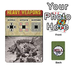 Ace Hill 218   Quique By Enrique Ramos   Playing Cards 54 Designs   Xai3balcnzsx   Www Artscow Com Front - DiamondA