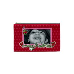 Sm Cosmetic Bag 2 By Martha Meier   Cosmetic Bag (small)   Tqsnoalnfjw4   Www Artscow Com Front