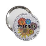 Friends Handbag Mirror - 2.25  Handbag Mirror