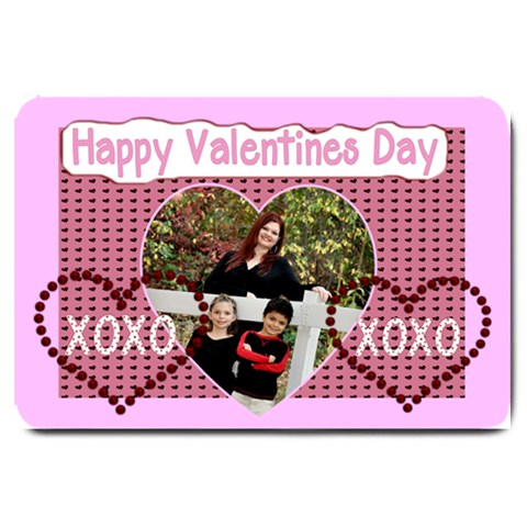 Valentines Day Door Mat By Danielle Christiansen   Large Doormat   B5w7o7ovwrmk   Www Artscow Com 30 x20 Door Mat - 1