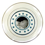 baby boy plate - Porcelain Plate