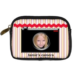 Camera Case By Danielle Christiansen   Digital Camera Leather Case   Ggdct12how57   Www Artscow Com Front
