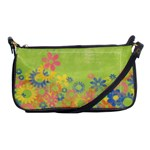 Spring flowers-clutch - Shoulder Clutch Bag