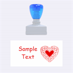 Love - Rubber Stamp (Medium)