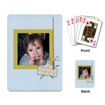 charming - Playing Cards Single Design