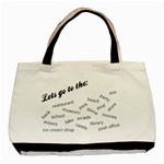 tote1 - Basic Tote Bag